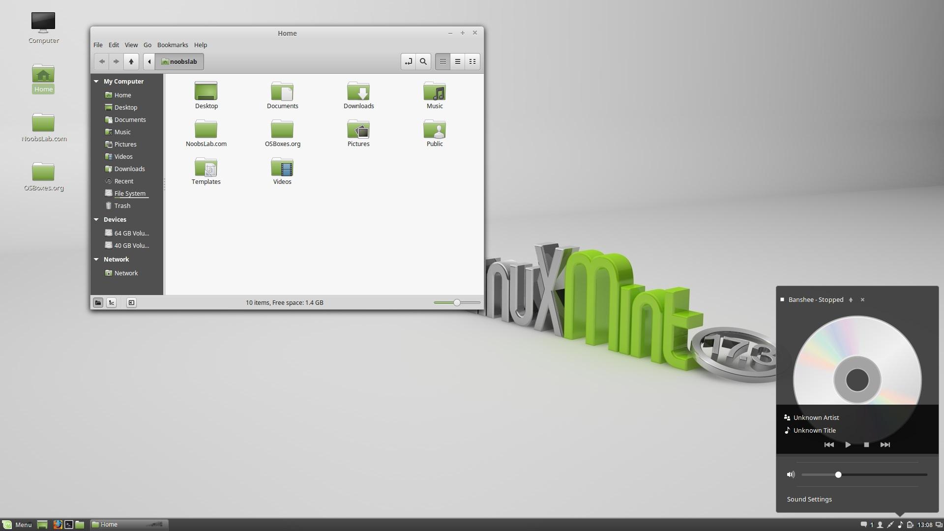 Linux Mint 17.3 Rosa