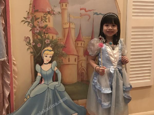 Princess Mini Camp To Celebrate The 70th Anniversary of Cinderella