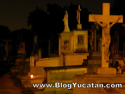 Cementerio General Merida Yucatan Mexico