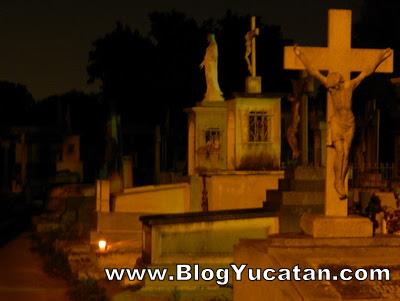 Cementerio Merida Mexico