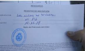 Las niñas de Mª Carmen (Chirigota). COAC 2019