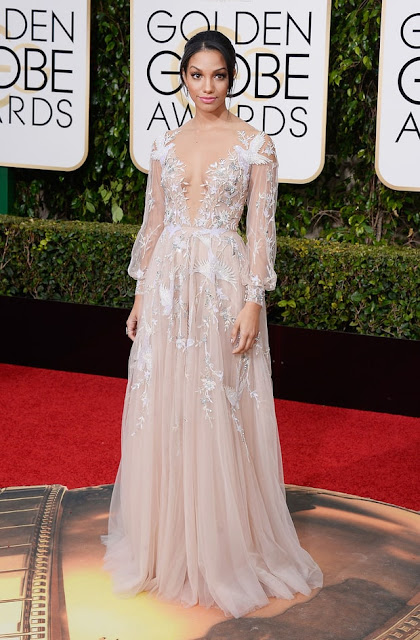 Corinne%2BFoxx - Globos de Ouros/ Golden Globes 2016