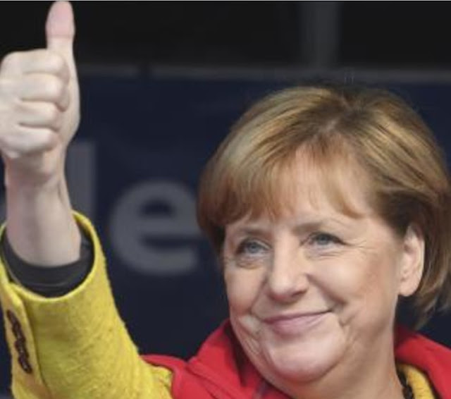 Angela Merkel tipped to win fourth term