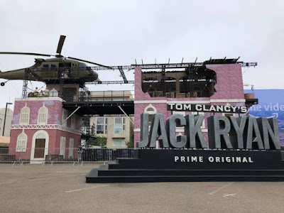 SDCC 2018: The Jack Ryan Experience