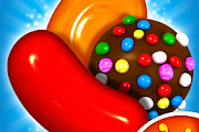 Candy Crush Saga v1.182.0.3 Mod Apk (Infinite Lives/Boosters/Unlock All)