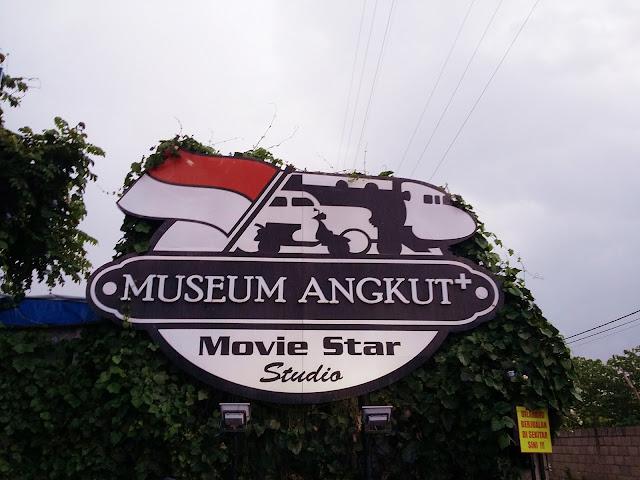 Museum Angkut Tempat Wisata di Malang
