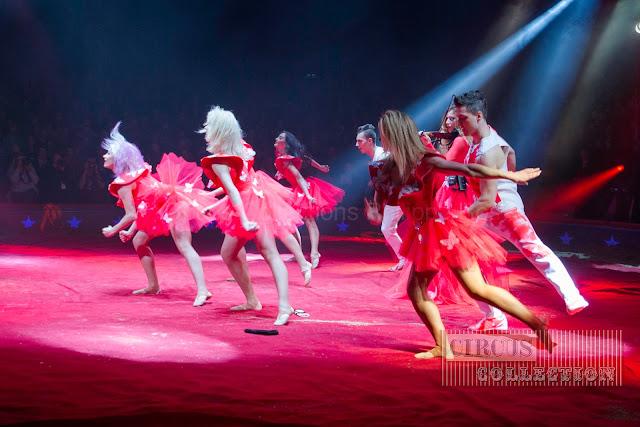 le ballet du Cirque Knie