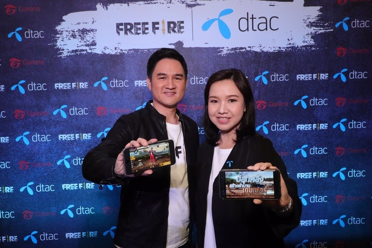 dtac and Garena launch 'Free Fire Thailand Championship 2019