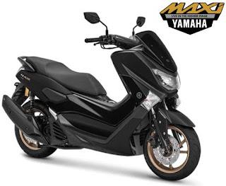 N Max motor matic terbaru yang handal