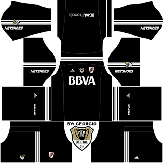dream league soccer kits 2016 riverplate