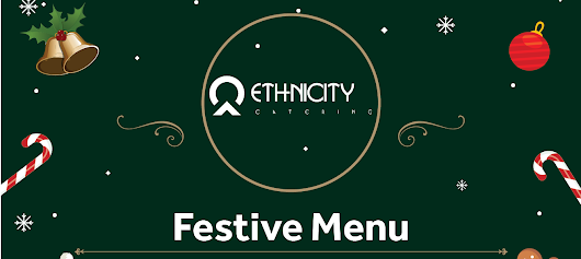 EthniCity Catering Holiday Menu