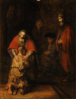 Imagem do Filho Pródigo, pintura, #1