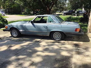 1978 Mercedes Benz 450SL