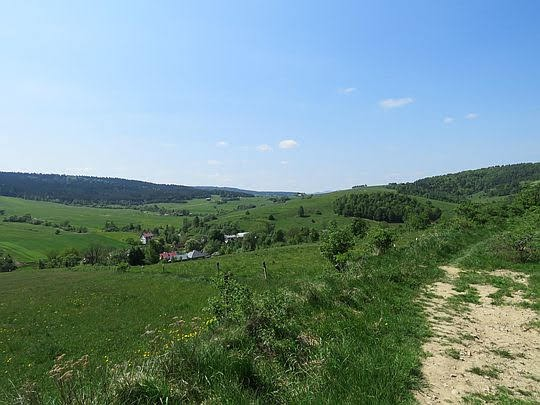 Dolina Banickiego Potoku.