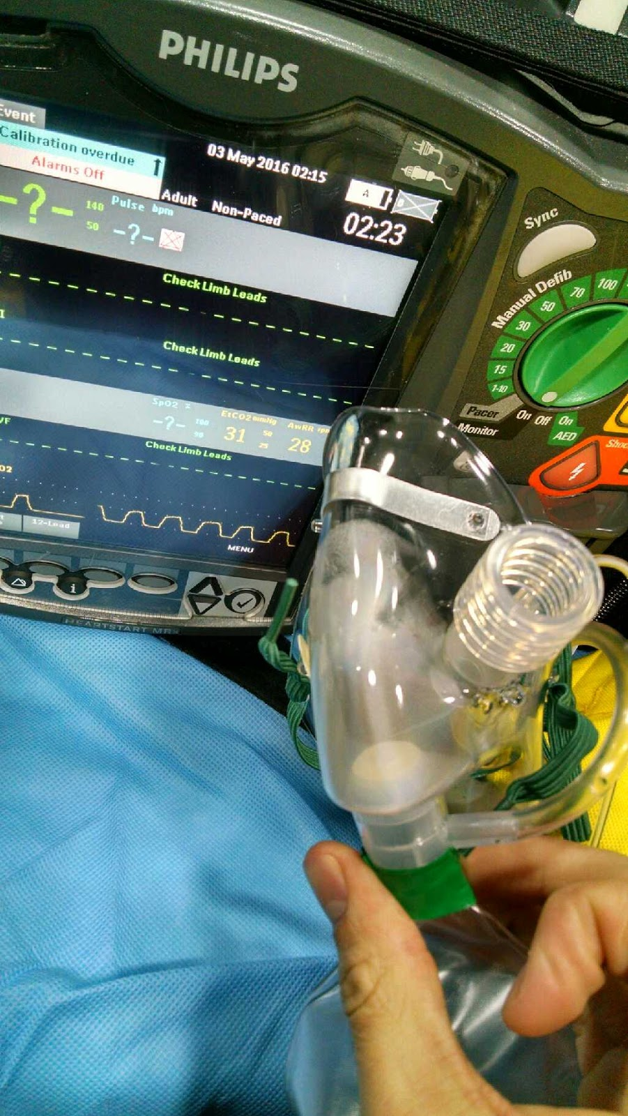 Paramedic Student Central: DIY NRB Capnography Device for the Paramedic