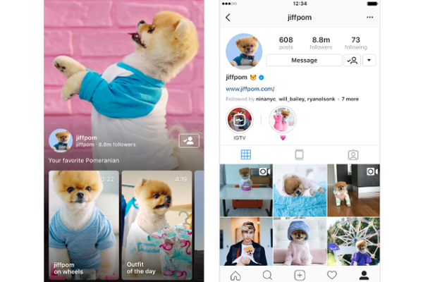 Instagram launches IGTV app for Android and iOS, Watch long-form, vertical video from your favorite Instagram creators