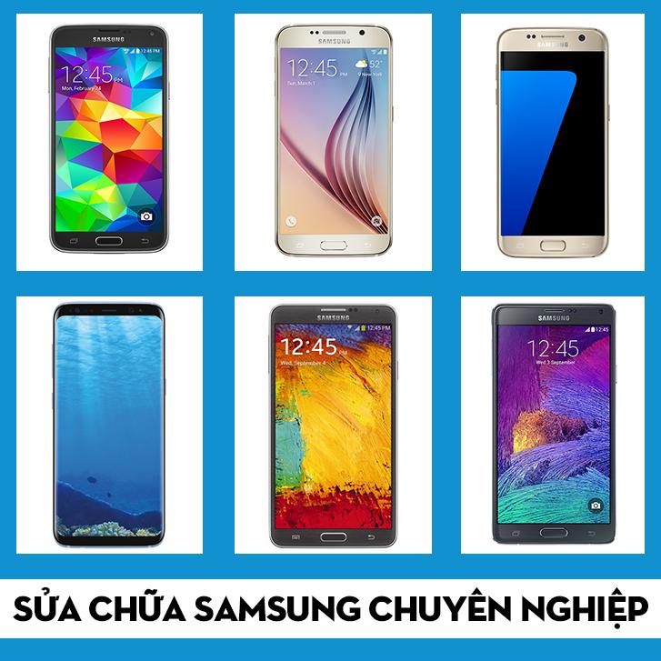 thay vỏ Samsung Galaxy Note FE giá rẻ