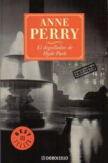 El degollador de Hyde Park - Anne Perry