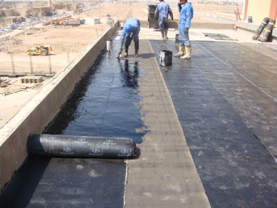 Insulation of Roof