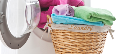 Pakaian Sudah Di Cuci Bersih Banget