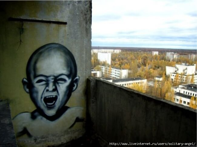 12 Once Booming Places Around The World That Are Now Abandoned And Empty - Pripyat, Ukraine