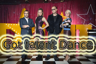 got talent dance martes 18 abril en Telecinco