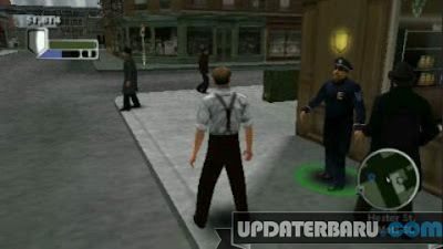 download Game The GodFather Mob Wars ISO