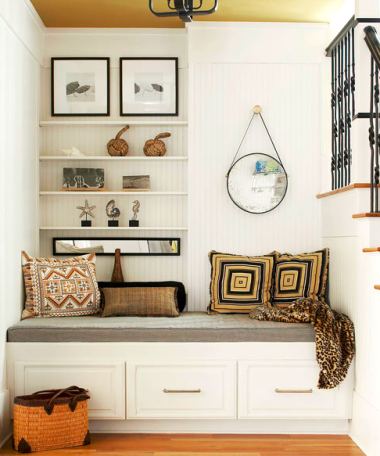 coastal nautical entryway decor ideas
