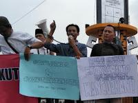 Wartawan Dibuat Kecewa, Polda Lampung Tolak Laporannya
