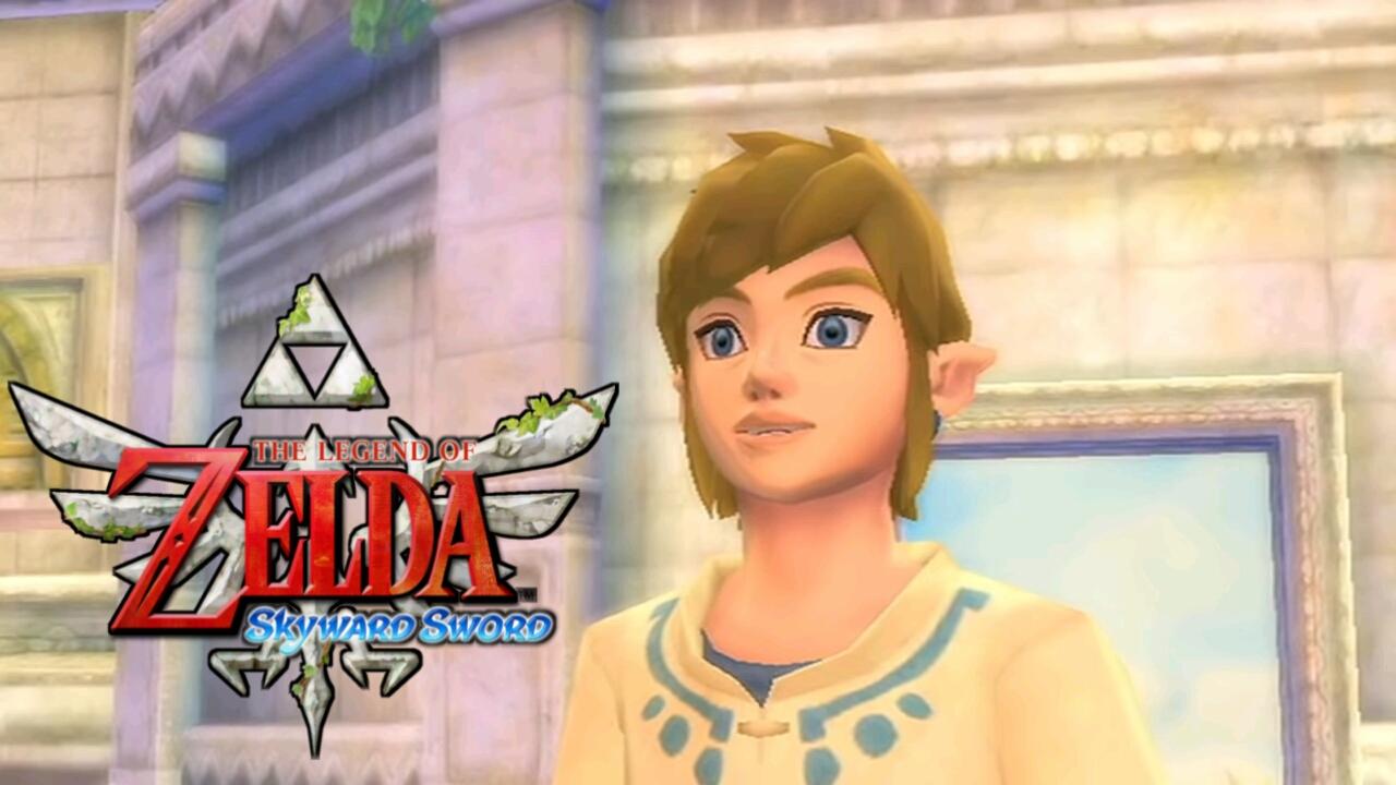 Legend of Zelda Skyward Sword Nintendo Switch