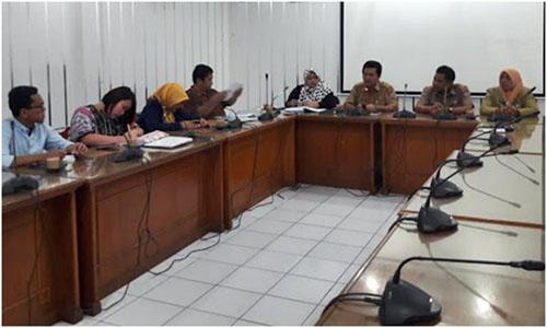DPRD Padang Jadi Tujuan Bagi Tim Kerja RUU DPR RI