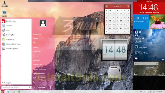 Windows 8.1 Mac 2015 X64 - عالم التقنيه