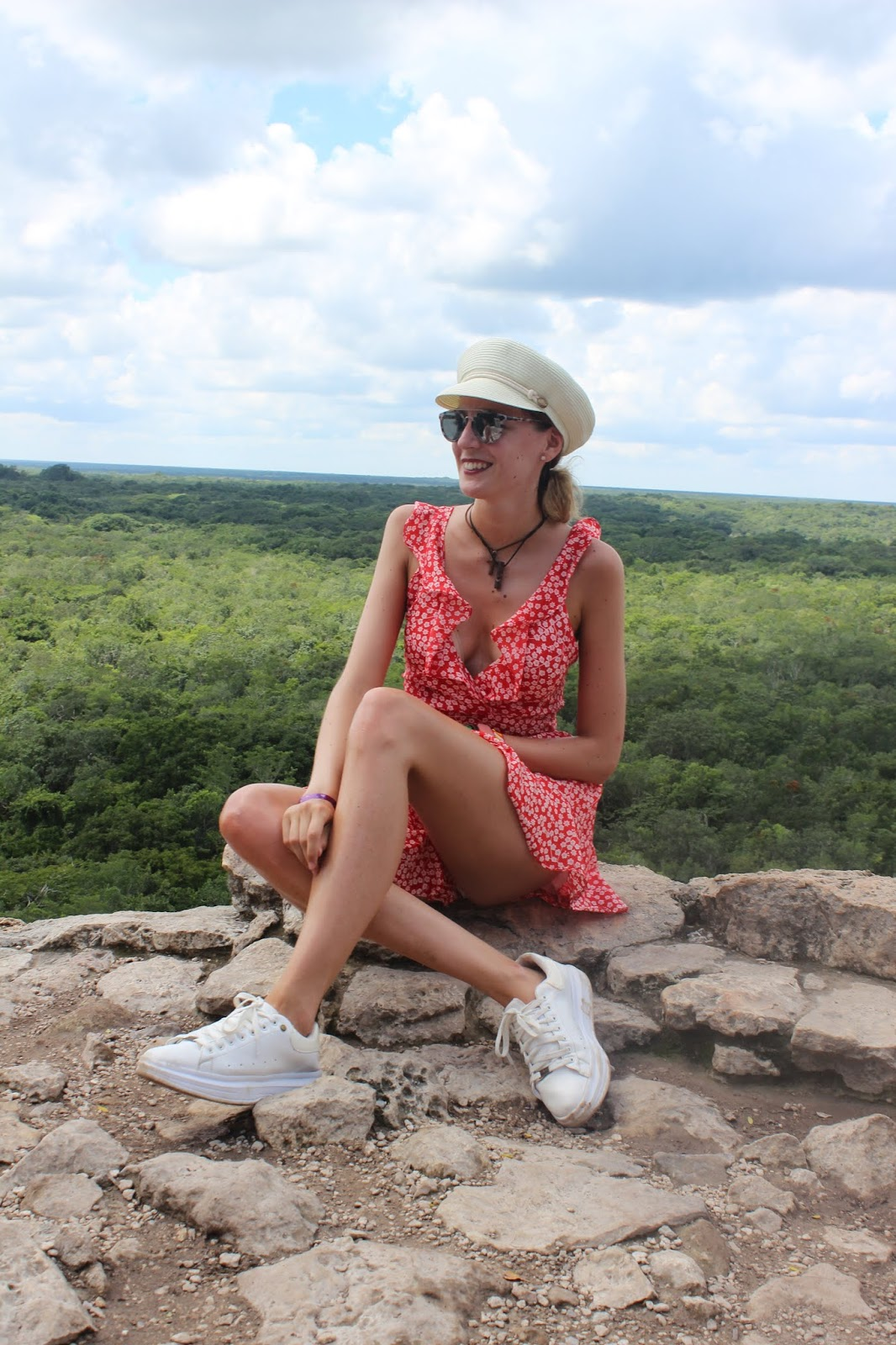 cobá qué excursiones hacer riviera maya mexico