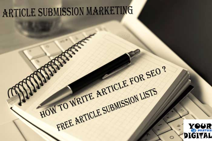 TOP 150+ HIGH DA FREE ARTICLE SUBMISSION SITES-2019
