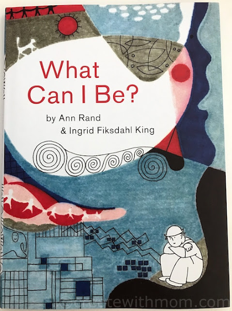 what can I be book