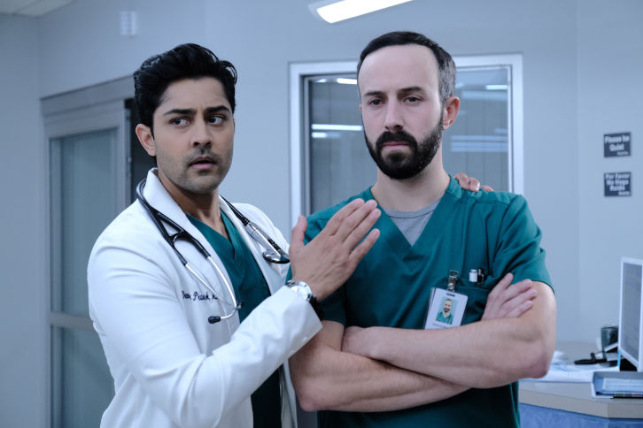 The Resident - Episode 3.07 - Woman Down - Promo, Promotional Photos + Press Release