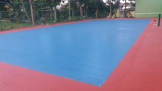 Jasa Renovasi Lapangan Tenis Di Balikpapan