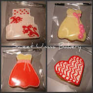 Fancy Cookies (Icing / Fondant)