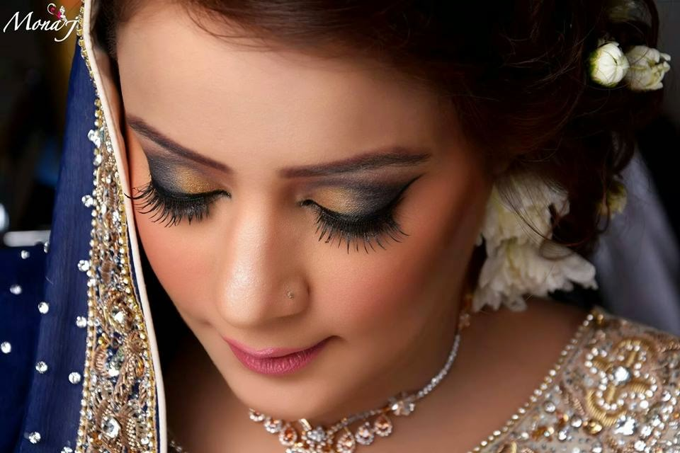 Bridal Makeup Ideas For Modern And Young Brides By Mona.J