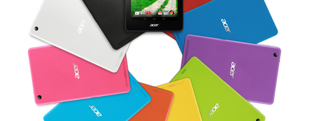 Acer Iconia One 7 Family