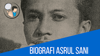 Biografi Asrul Sani