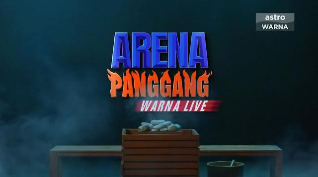 Arena Panggang Warna Live