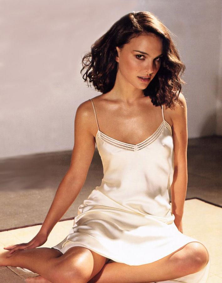 Natalie Portman Lingerie 98