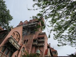 Tower of Terror Disney World
