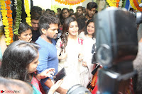 Samantha Ruth Prabhu Smiling Beauty in White Dress Launches VCare Clinic 15 June 2017 083.JPG