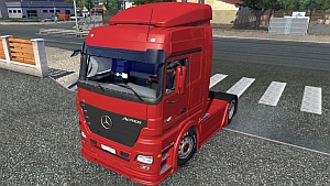 Mercedes Actros MP2 by Elaman