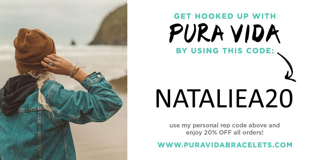538ab0aa488f0 Natalie Patalie  Buy for Good  Pura Vida Bracelets