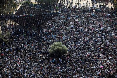 Migrantes africanos ameaçados de expulsão fazem greve de fome em Israel