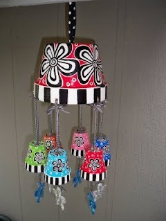 Quilling Paper Wind Chimes Designs 2016