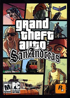 Download Grand Theft Auto: San Andreas + Save Game Tamat Full Version